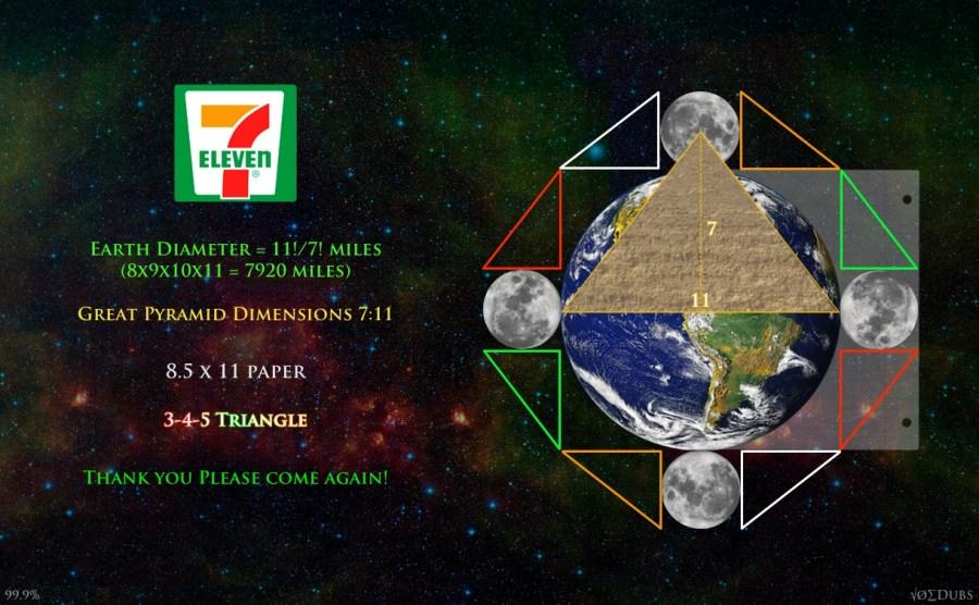 earth sun moon 711