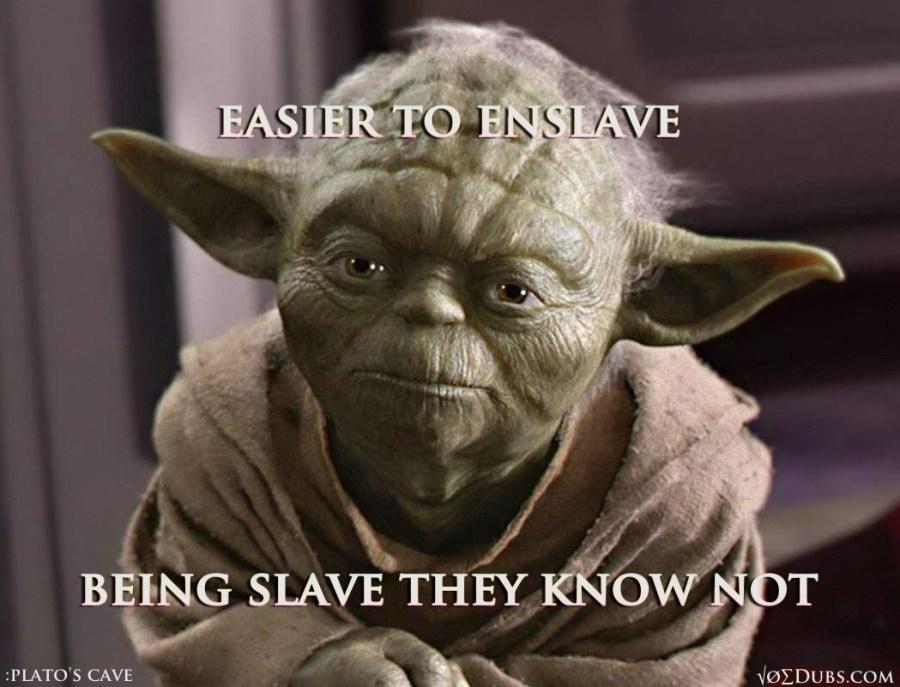 yoda enslave