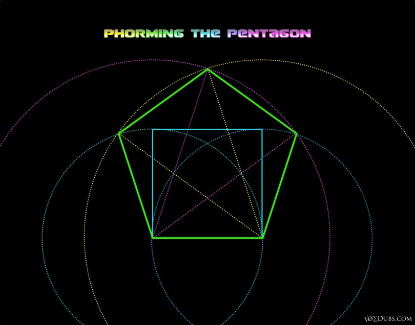 Pentagon Phormation phi