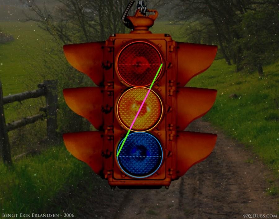 Traffic Light Phi