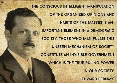 Propaganda: Mind Manipulation & Manufacturing Consent