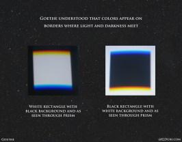 Color Light Darkness