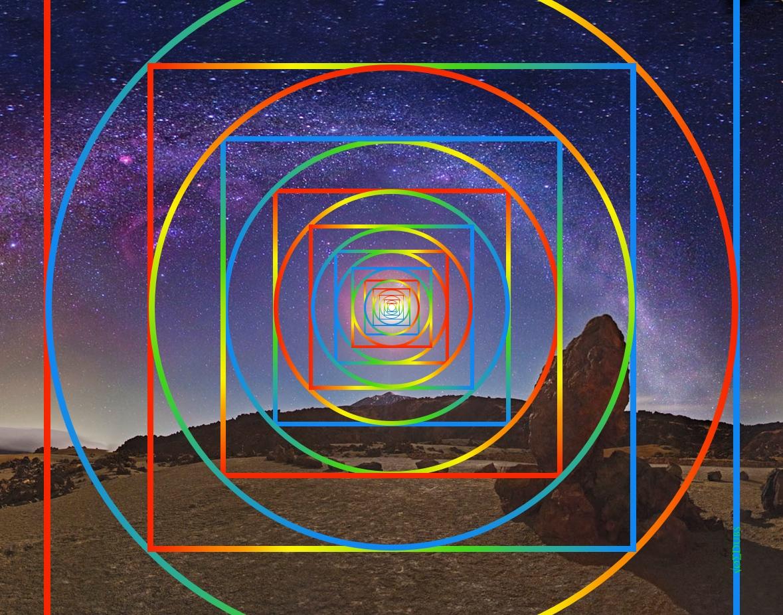 Circle and Square Magic