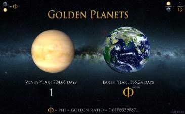 Golden Planets