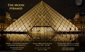 Moon Pyramid Louvre