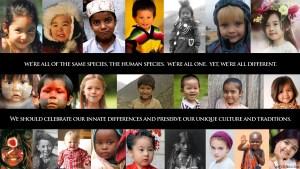 Races of Man Human Species