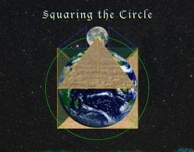 Square the Circle Black