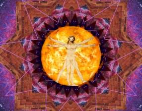Vitruvian Jesus