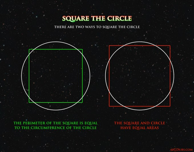 square-the-circle-two-methods