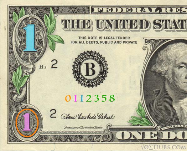 dollar-bill-fibonacci