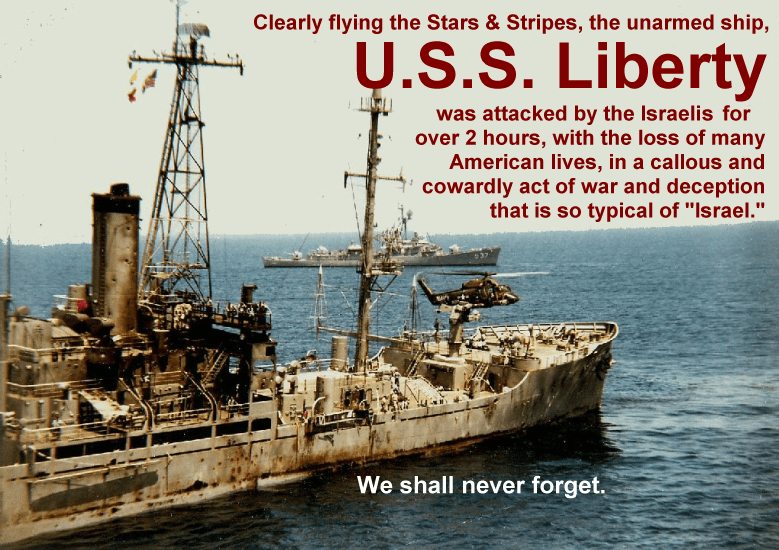 The USS Liberty: A 50 Year Old Cover Up