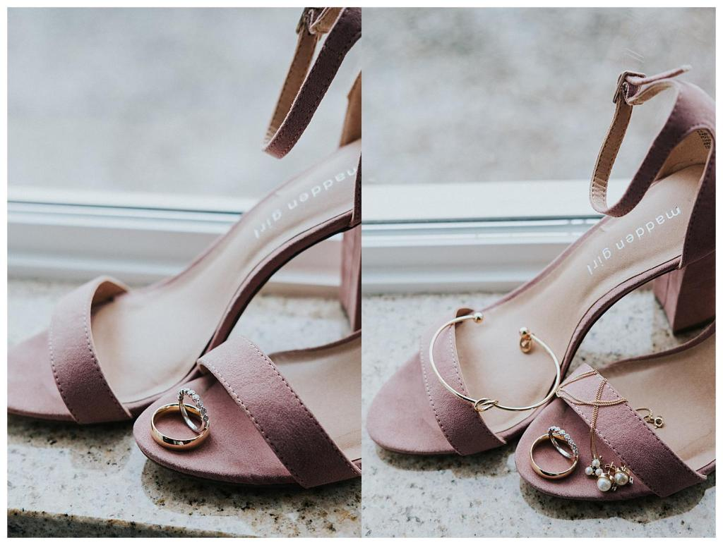 Hanover Wedding | Bridal Details and Shoes
