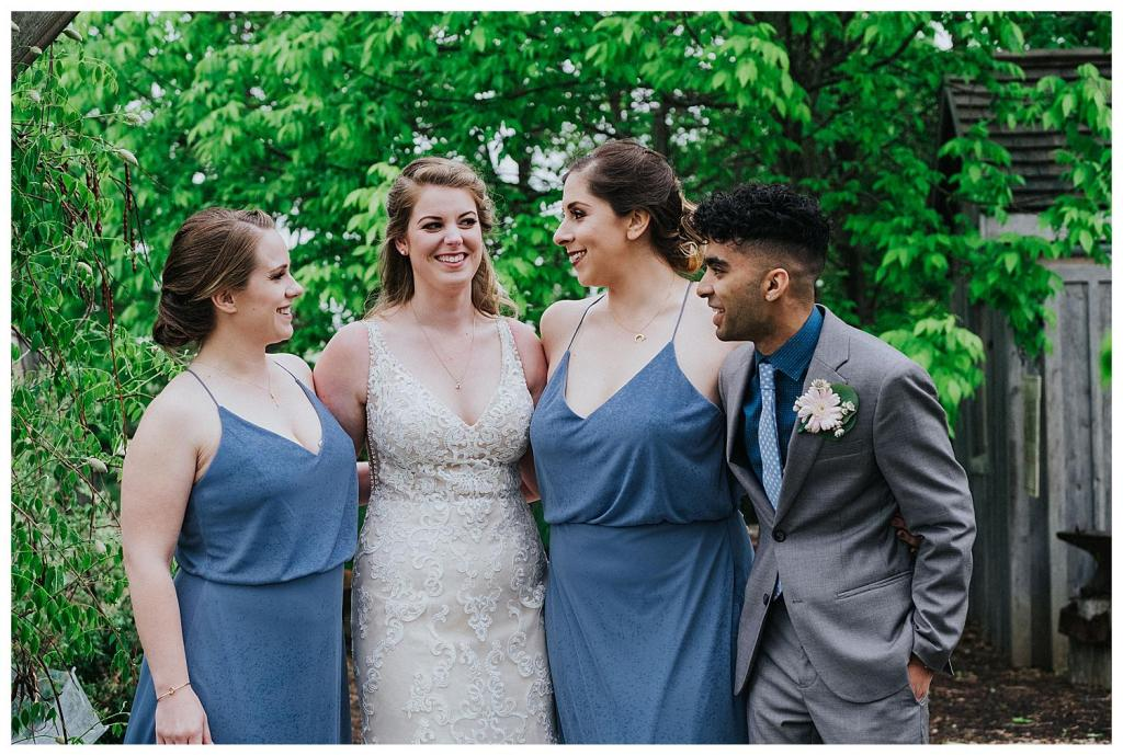 The brides wedding day crew | Hanover Wedding