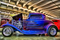 Car Show Photography Indoors