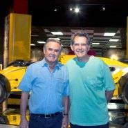 Visiting The Unser Racing Museum