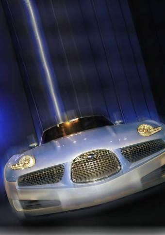 Subaru Concept Car at Tokyo Motor Show