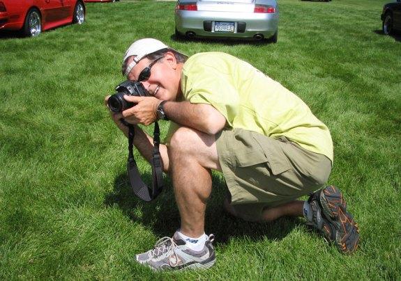 Joe Farace Shoots Cars