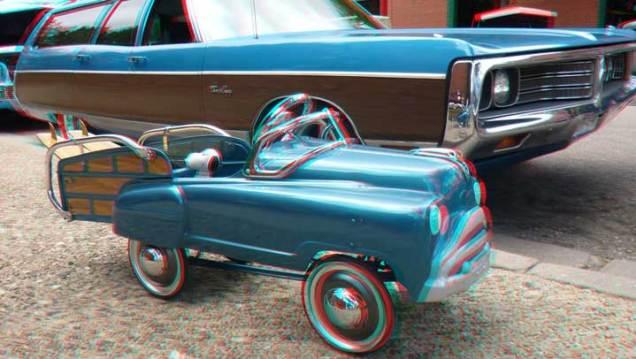 3D Car photography