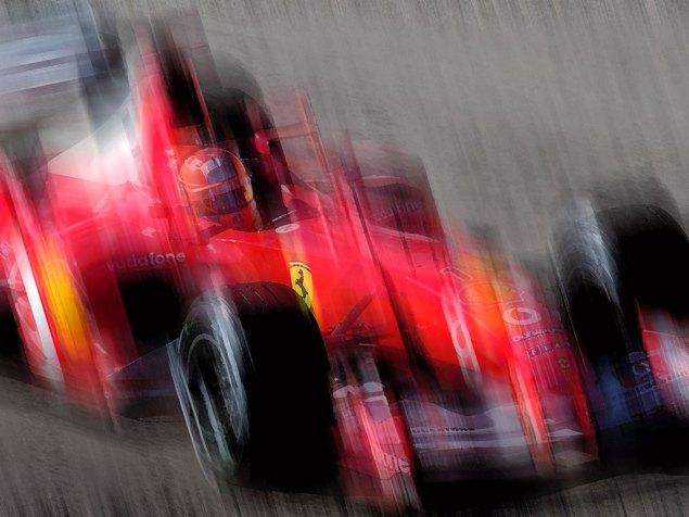 Ferrari at Indianapolis