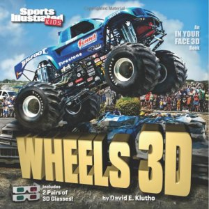 Gift Guide: Wheels 3D book