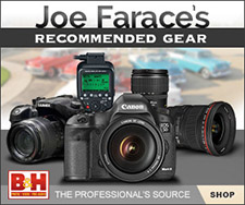 Joe Faraces's Recommended Gear from B and H