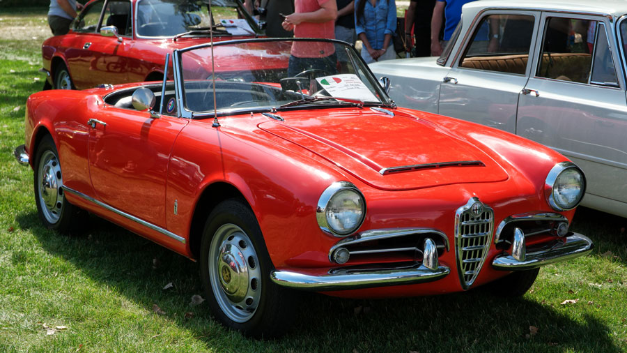 The Automezzi Italian Car Show is Coming