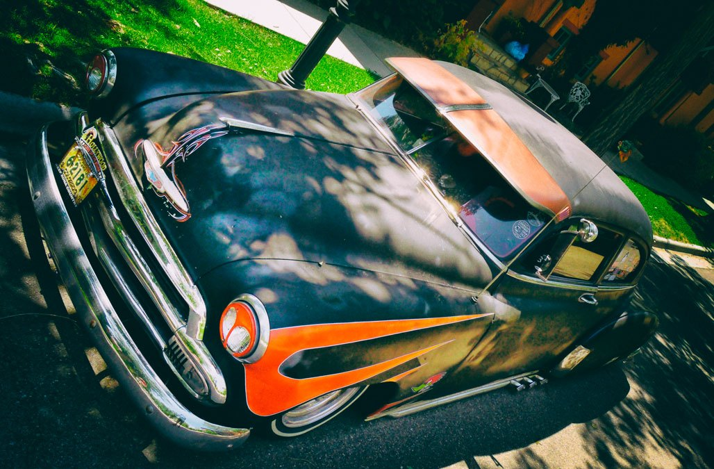 How I Photographed a Rat Rod