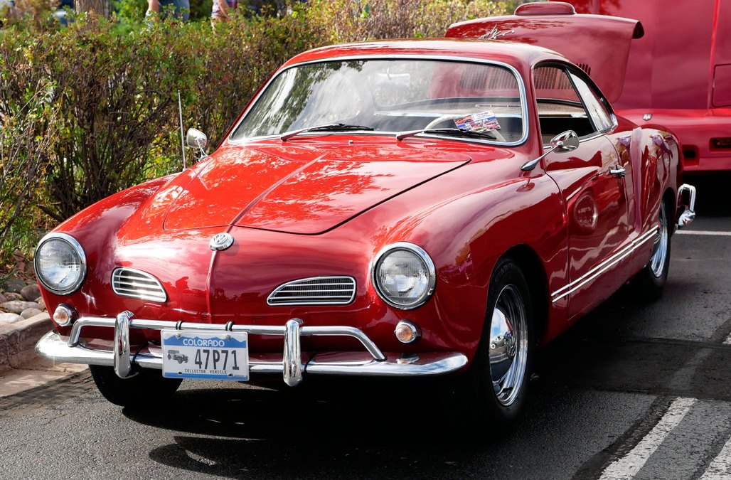 First Saturday's Car Show is Back