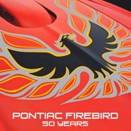 Book Review: Pontiac Firebird: 50 Years