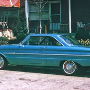 Our Cars: 1963 Ford Falcon hardtop