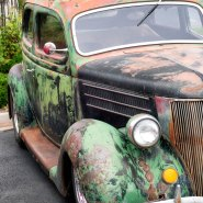 Collector Cars: It's All About Patina