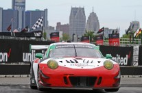 Covering the Detroit Grand Prix Weekend