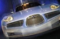 How I Created an Image of a Subaru Concept Car