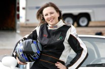 Environmental Portraiture at the Race Track