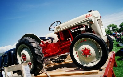 What Do Leicas and Tractors Have in Common?