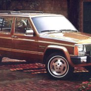 Our Cars: 1984 Jeep Wagoneer Limited