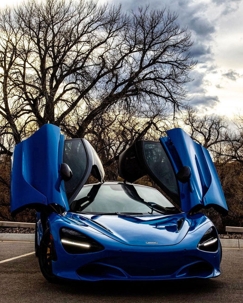 Contest Entries: McLaren 720s