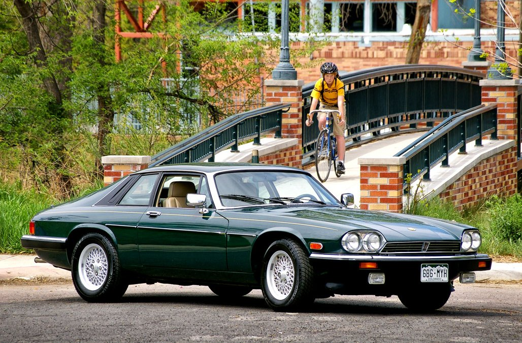 Our Cars: Remembering Our 1992 Jaguar XJS