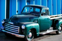 Blues for a Green Truck