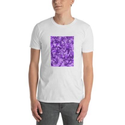 Purple Passion Short-Sleeve Unisex T-shirt