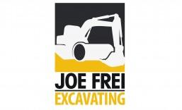 Joe Frei Excavating logo