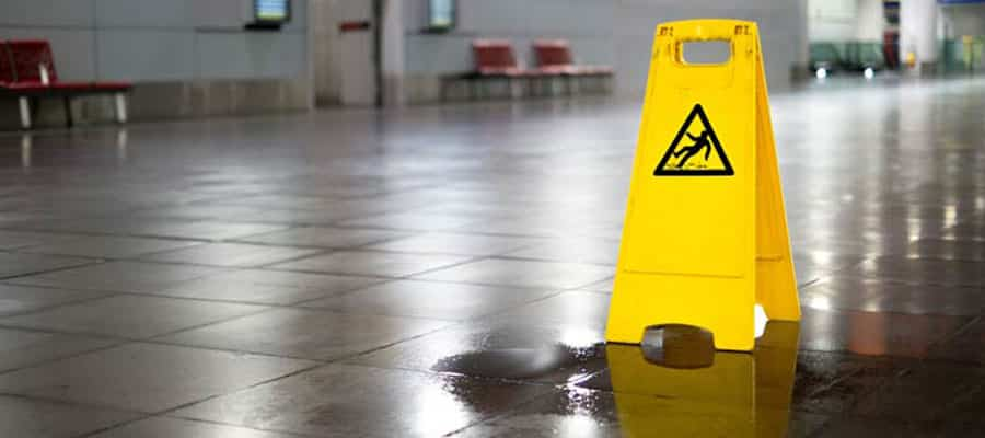 What type of compensation can I receive after a slip and fall accident