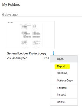 OBIEE 12c: Enable Import/Export of  dva (Data Visualization