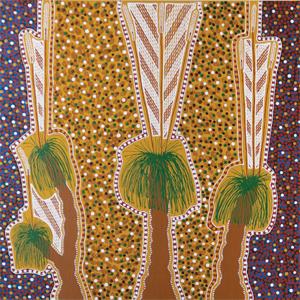 Walba-ngarra ( Grass Tree)