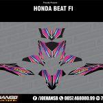 Sticker Decal Full Honda Beat Fi Motif Click 2 Joehansb Decal Graphic