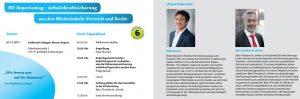Stuttgarter Versicherung BU-Expertentag Einladung Agenda Berufsunfähigkeitsversicherung