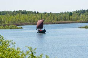 Sõit viikingilaevaga Turm