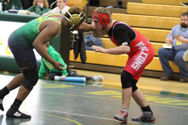 Gallery: Constantine wrestling at Division 3 regional