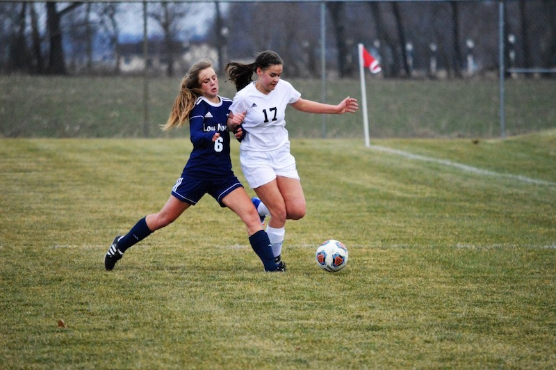 Sturgis soccer falls to Loy Norrix in first match of the year