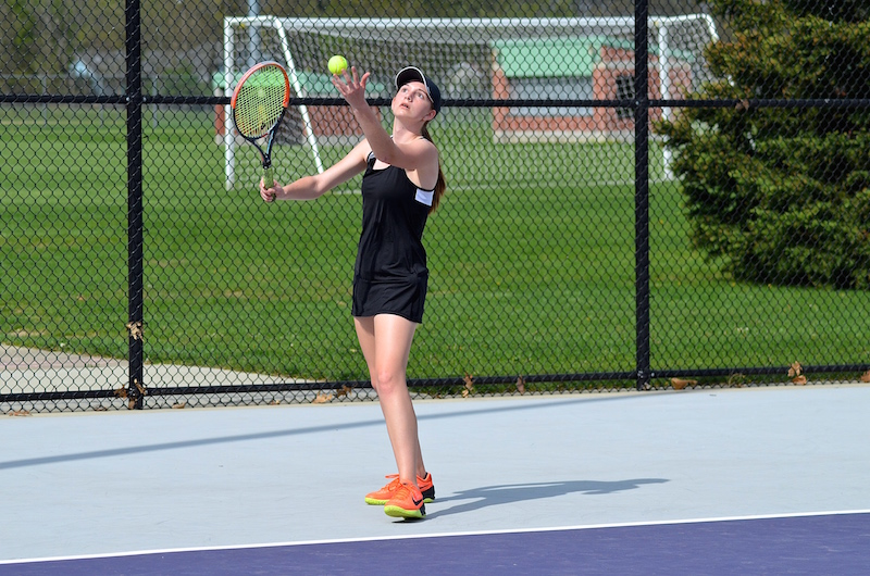 Tennis Gallery: Sturgis 8, Three Rivers 0